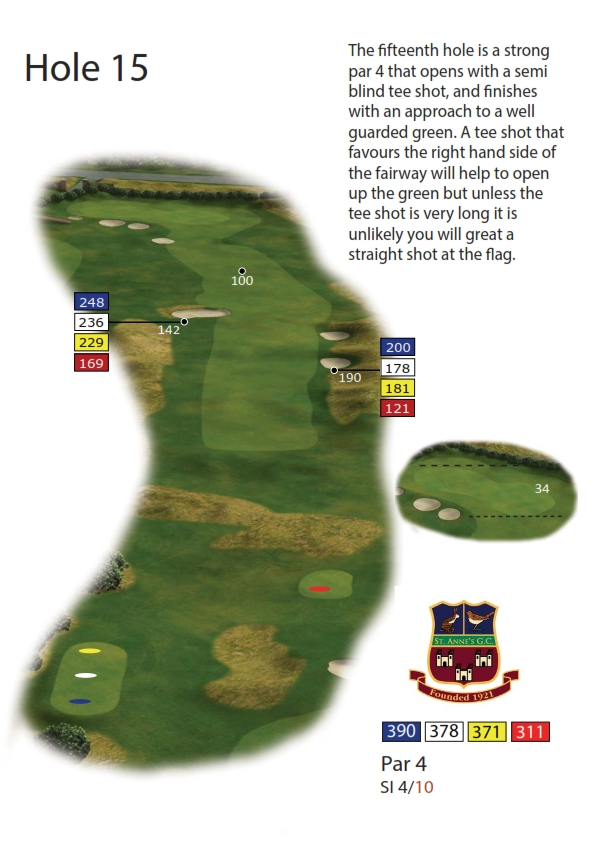 St Annes Golf Club